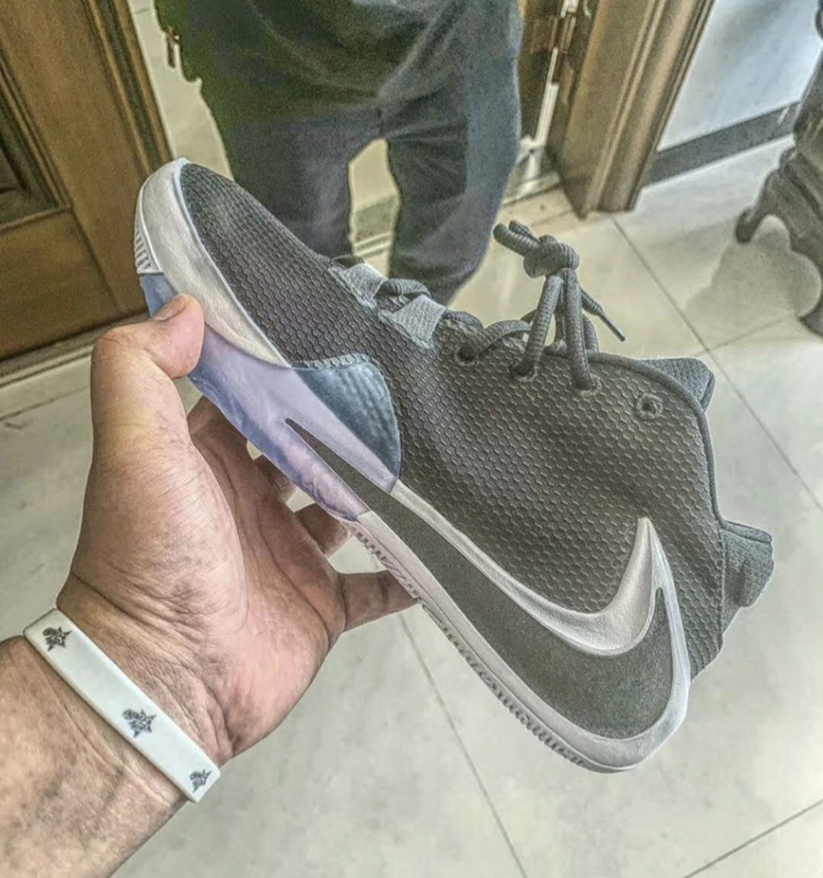 Another Look At Giannis Antetokounmpo S Nike Zoom Freak 1 Weartesters