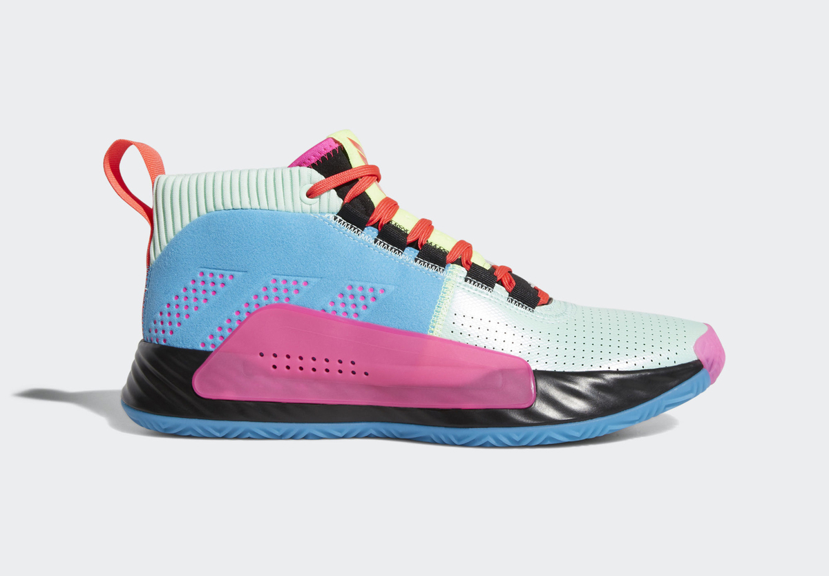 Multiple New adidas Dame 5 Colorways