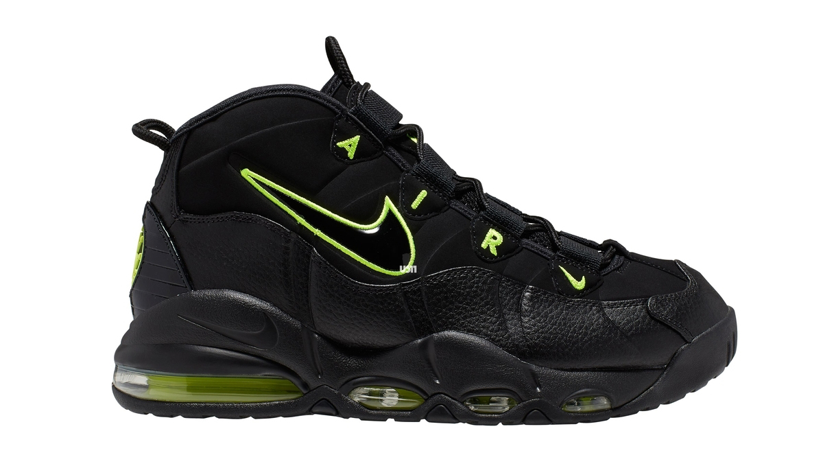 The Nike Air Max Uptempo 95 to Release in 'BlackVolt