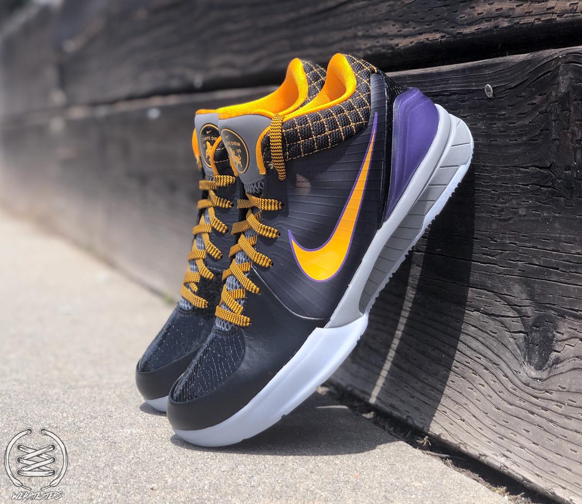 Nike Kobe 4 Protro 'Carpe Diem