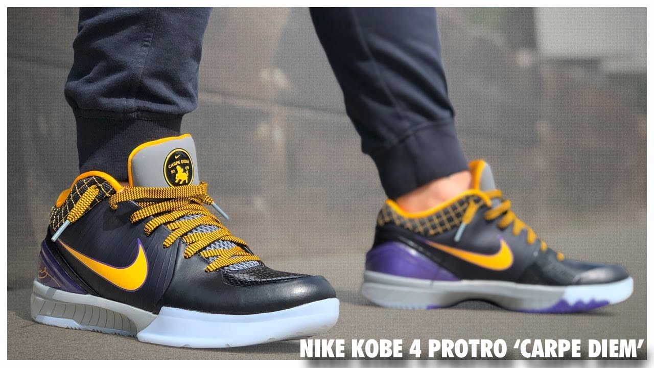 Nike-Kobe-4-Protro-Carpe-Diem-Review