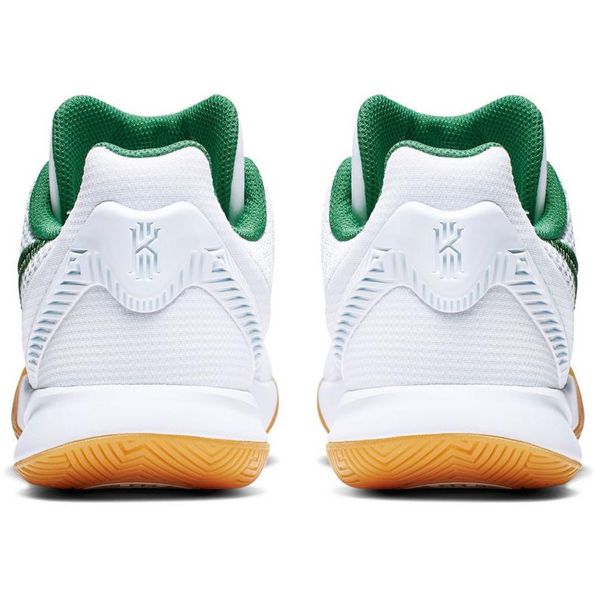 super popular 784fa fd81f Kyrie Irving's Nike Kyrie Flytrap 2 Sports Celtics Pride ...