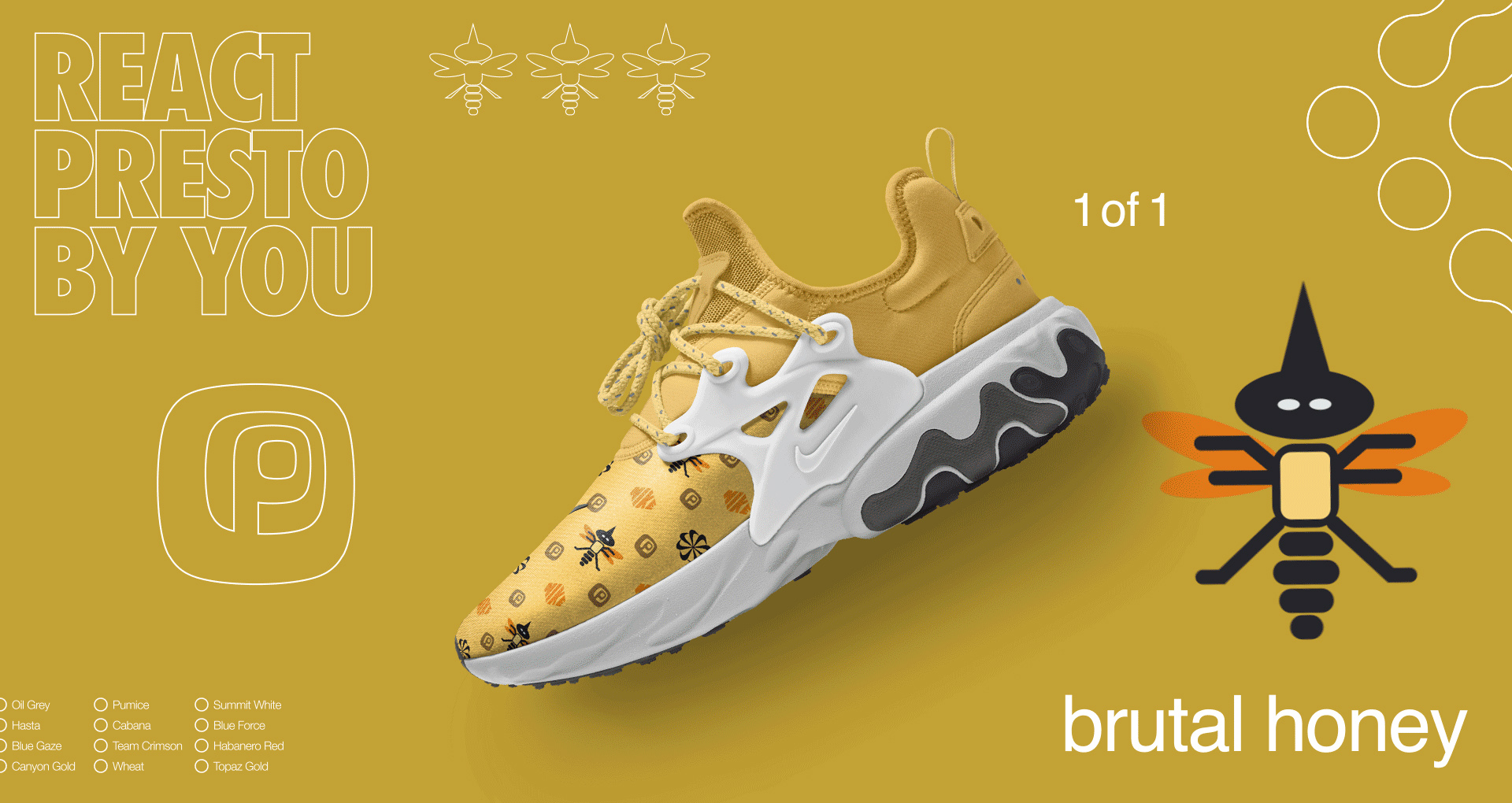Nike-React-Presto-NIKEiD-Brutal-Honey