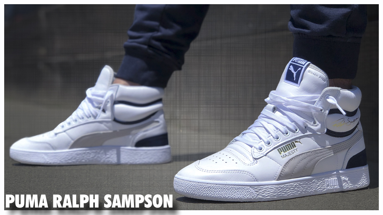 Puma Ralph Sampson Review