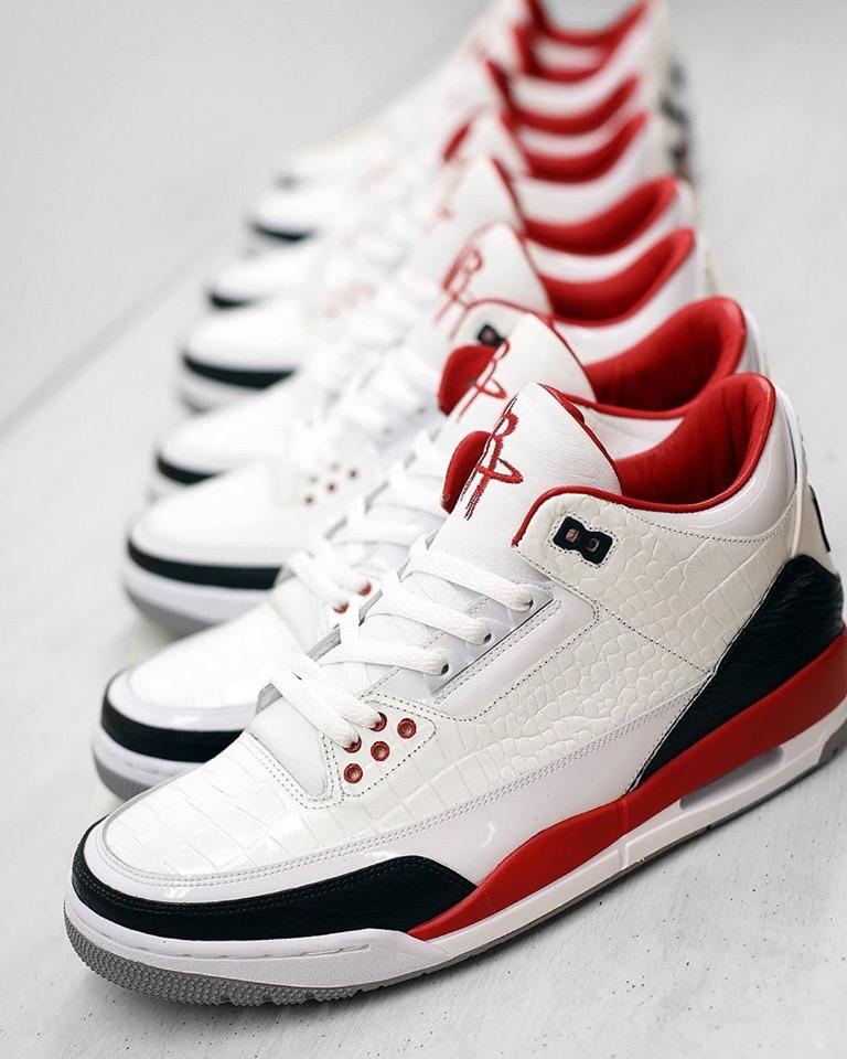 Custom Made Air Jordan 3