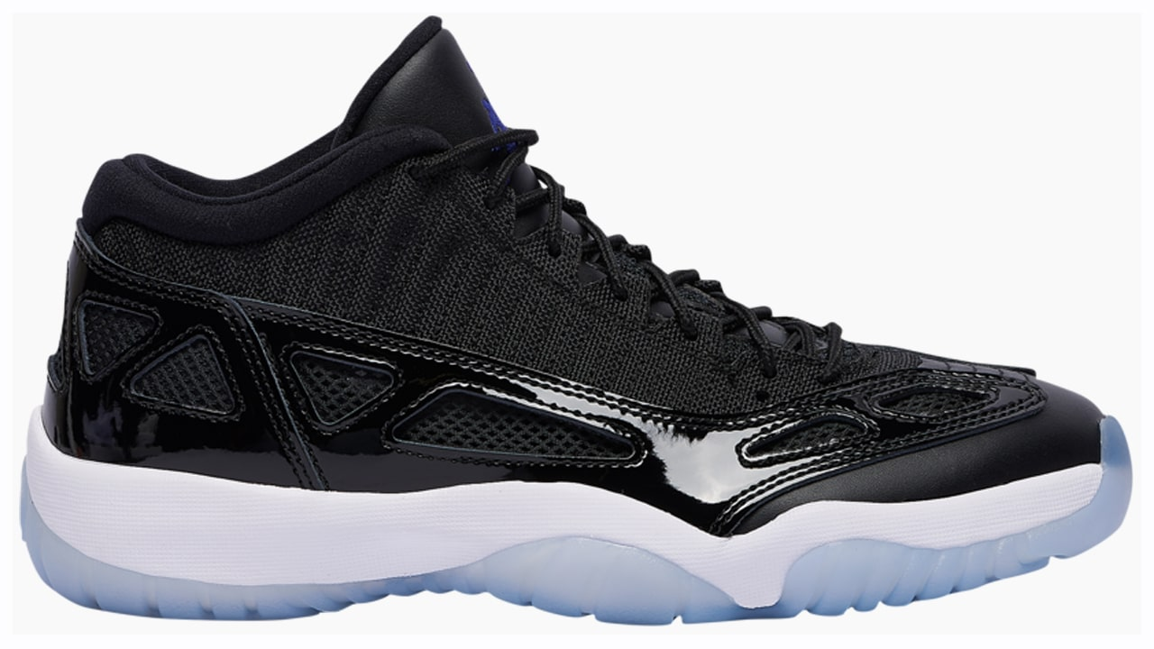 An Official Look at the Air Jordan 11 Low IE 'Space Jam