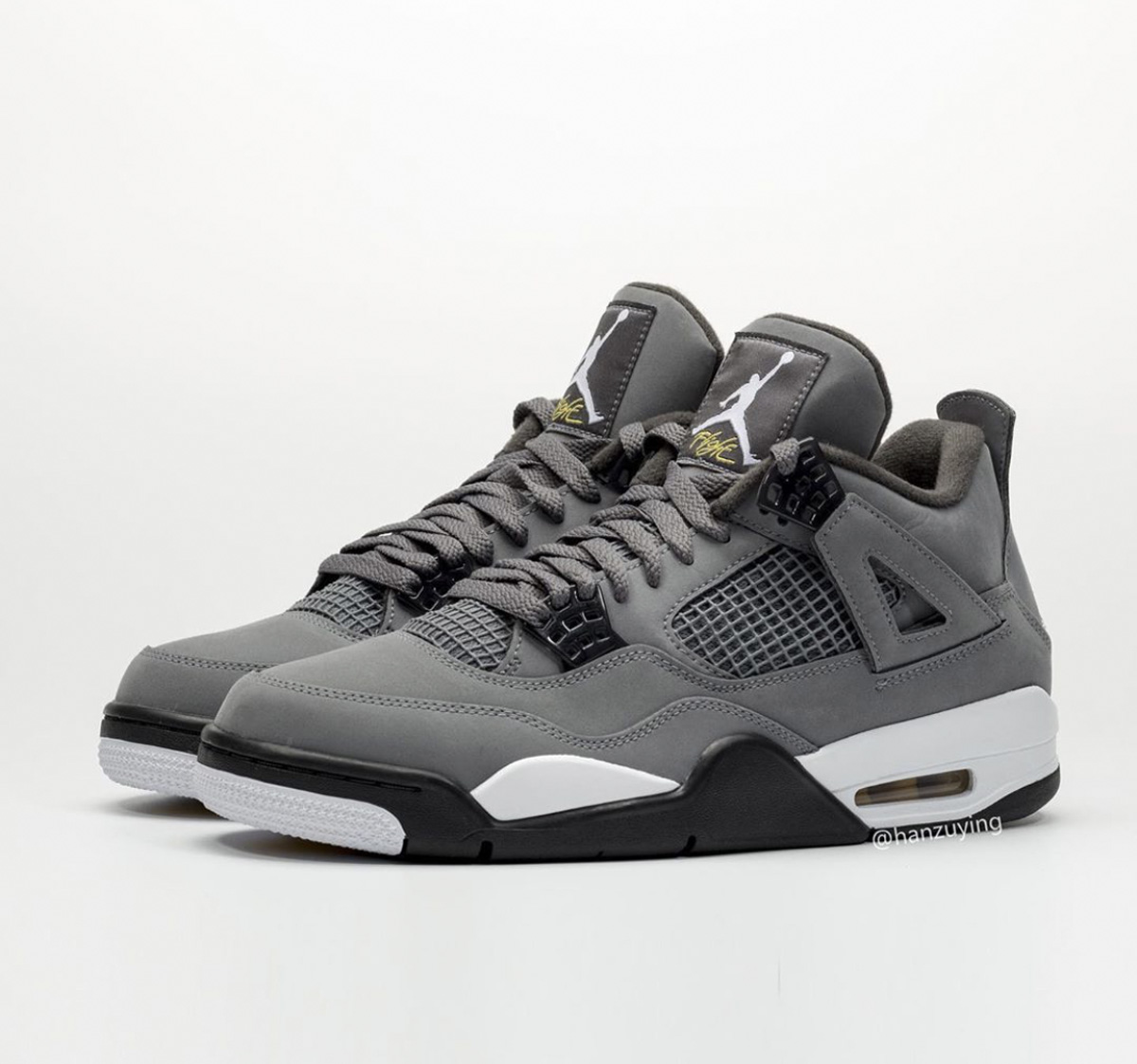 A Complete Look At The Upcoming Air Jordan 4 Cool Grey Retro For 2019 Weartesters
