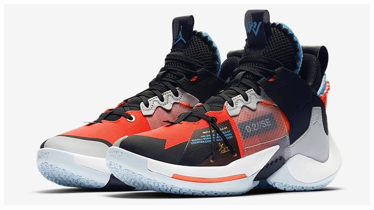 A Look At What Could Be The Jordan Why Not Zero 2 Se Red Orbit Weartesters