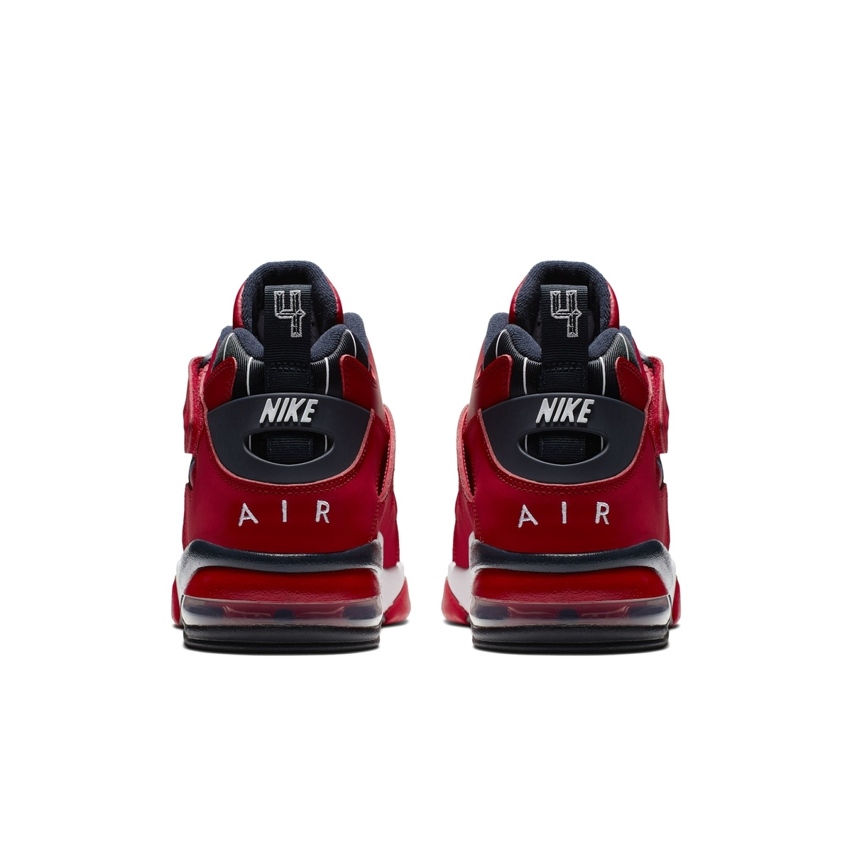 A 'Gym RedBlackWhite' Nike Air Force Max CB Has Been Spotted