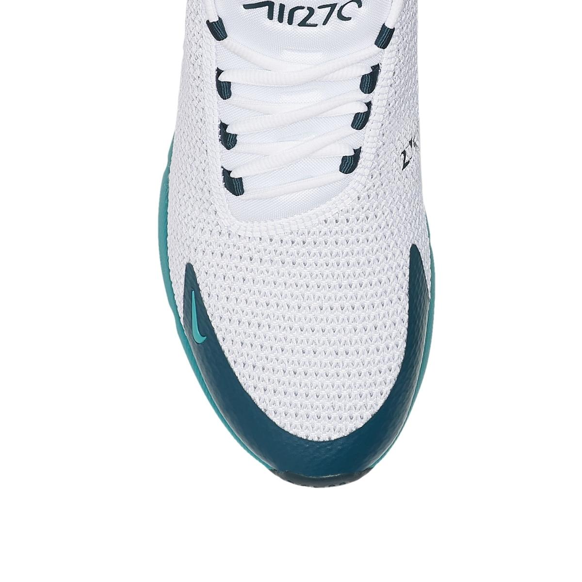 NIKE AIR MAX 270 SE WHITE:SPIRIT TEAL-NIGHTSHADE 3