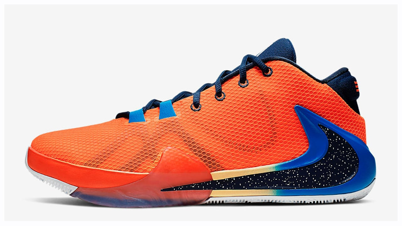 zoom freak 1 nike