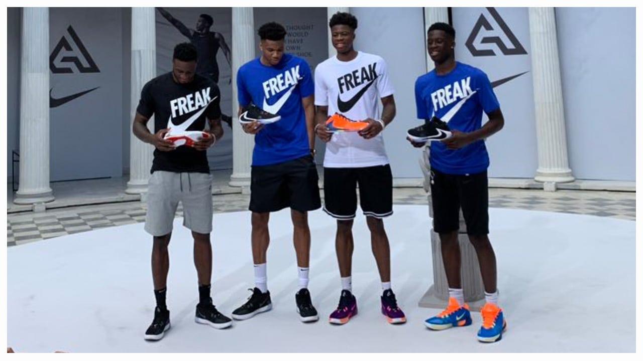 New Colorways of the Nike Zoom Freak 1