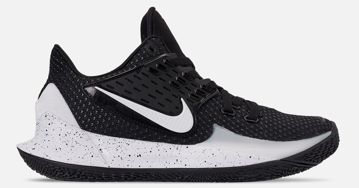 new arrival 3d0c5 d2723 Kyrie Irving's Nike Kyrie Low 2 is Available Now in 'Black ...
