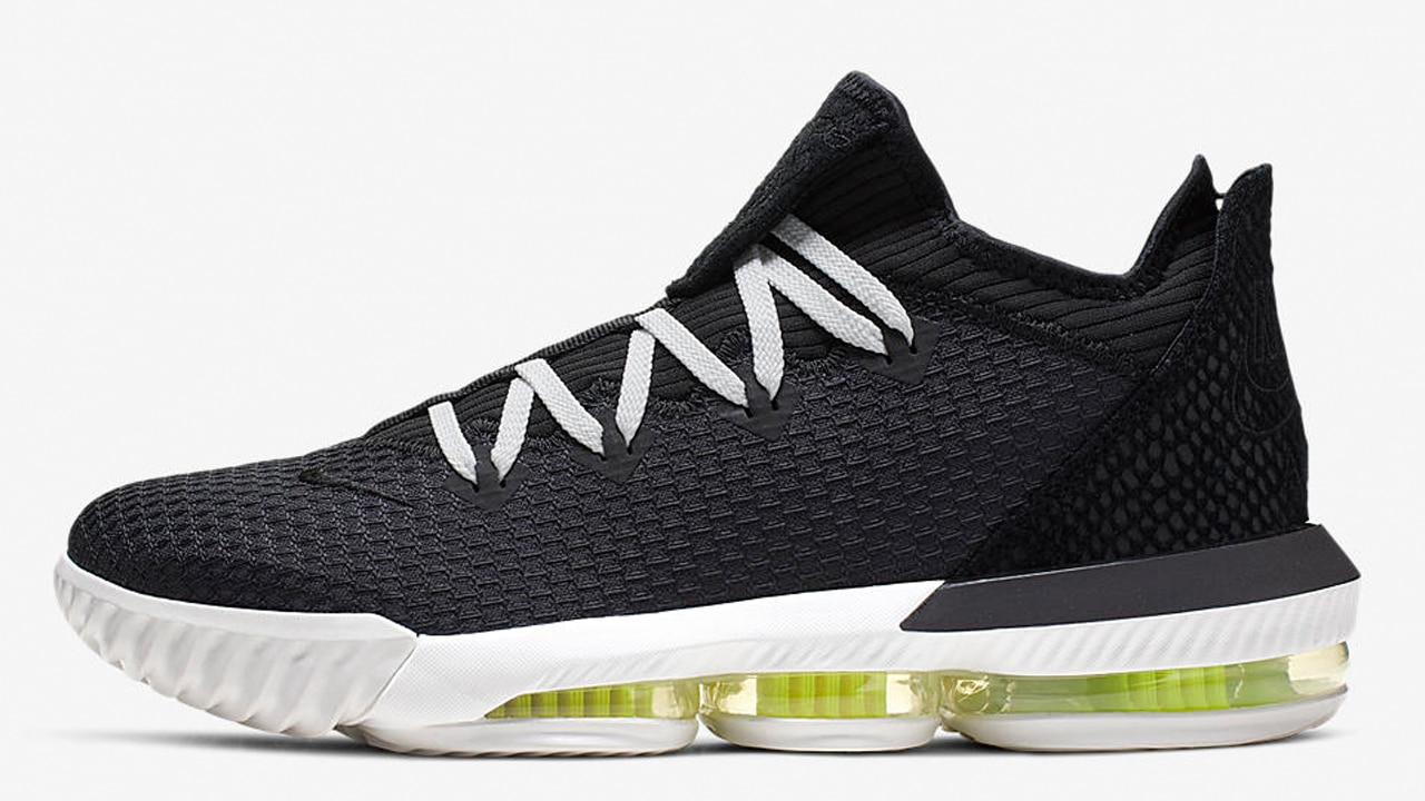 Nike LeBron 16 Low Pay Tribute to