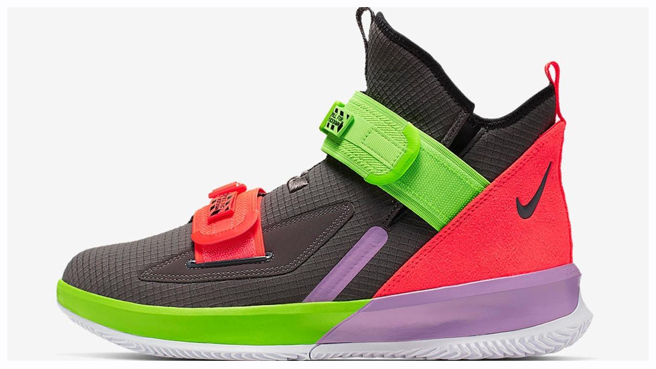 Nike LeBron Soldier 13 - WearTesters