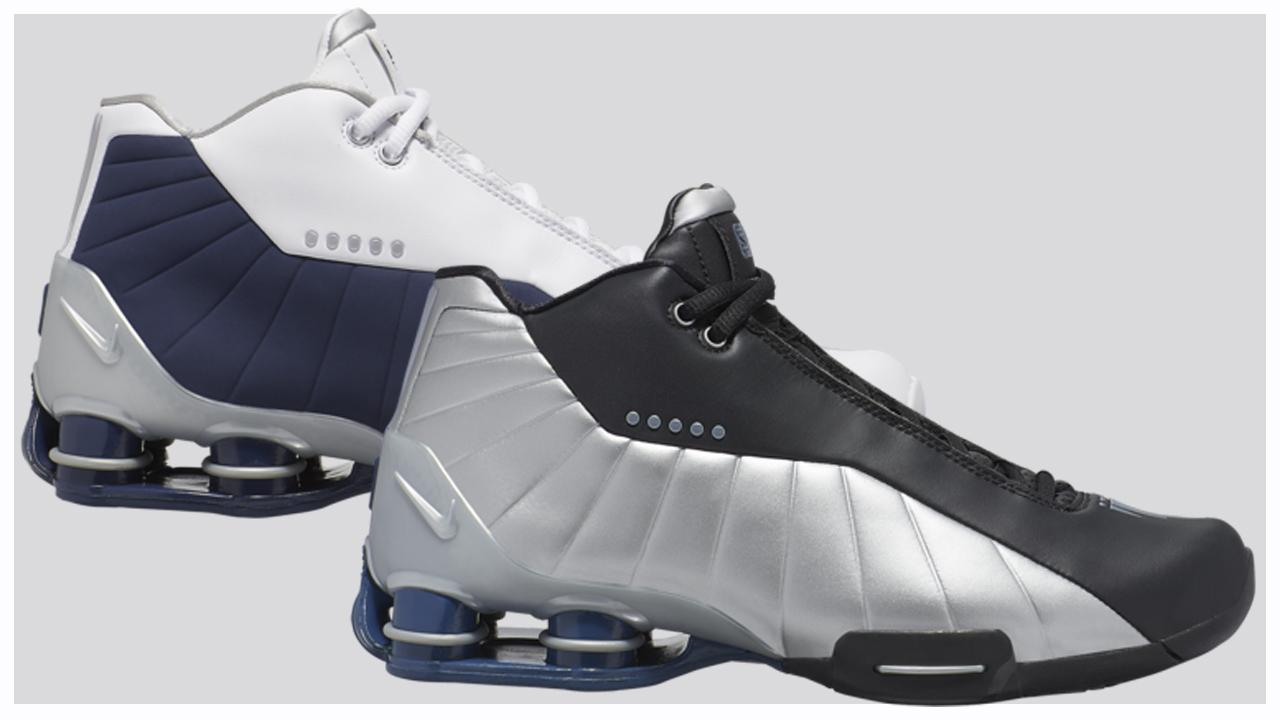 Nike Shox BB4 OG 'Metallic Silver' Release Date Aug. 9, 2019
