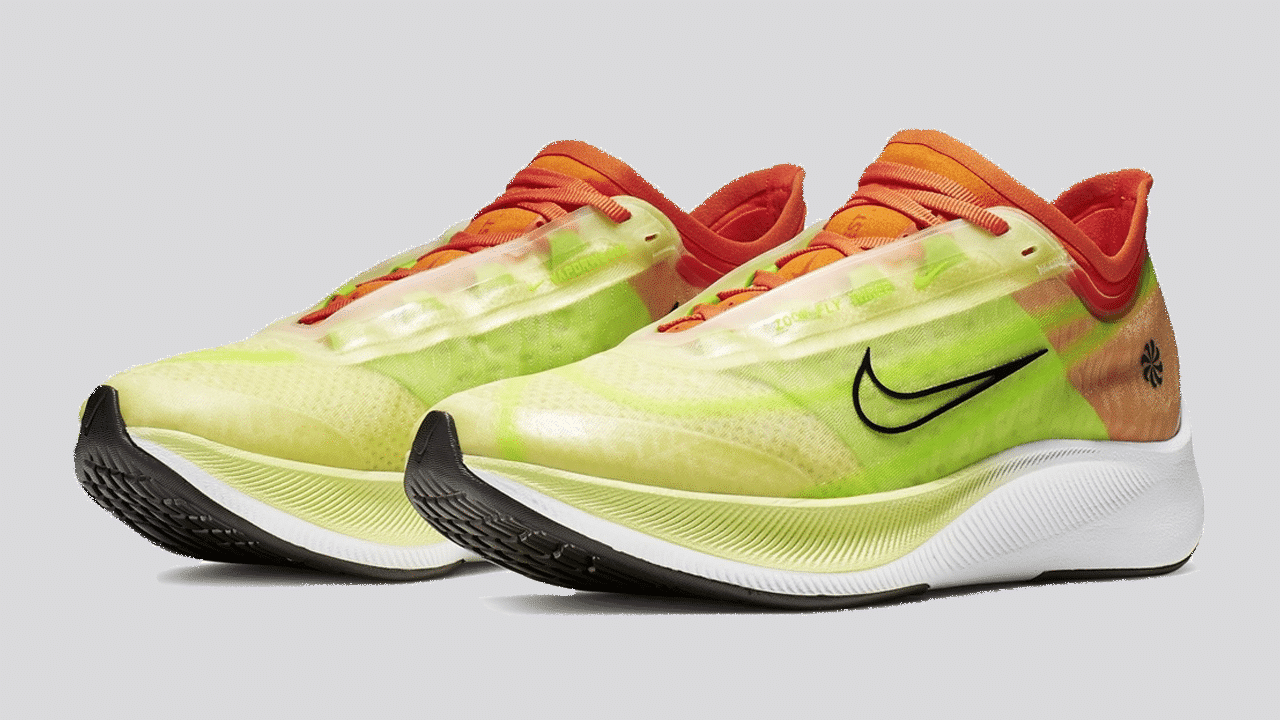 confirmar Colapso clase  The 'Luminous Green/Black/Starfish' Nike Zoom Fly 3 Rise is Coming