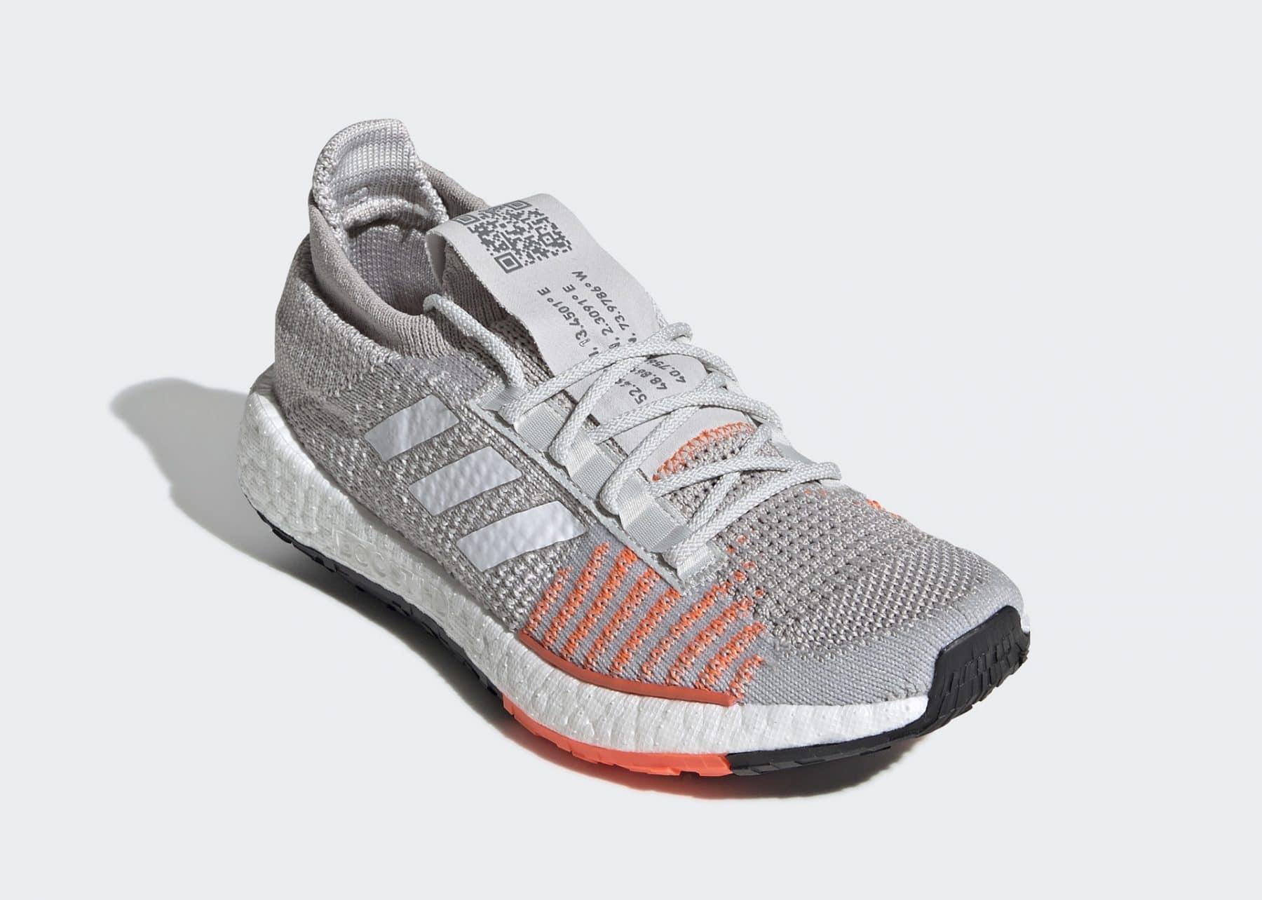 Adidas PulseBoost HD: Boost with