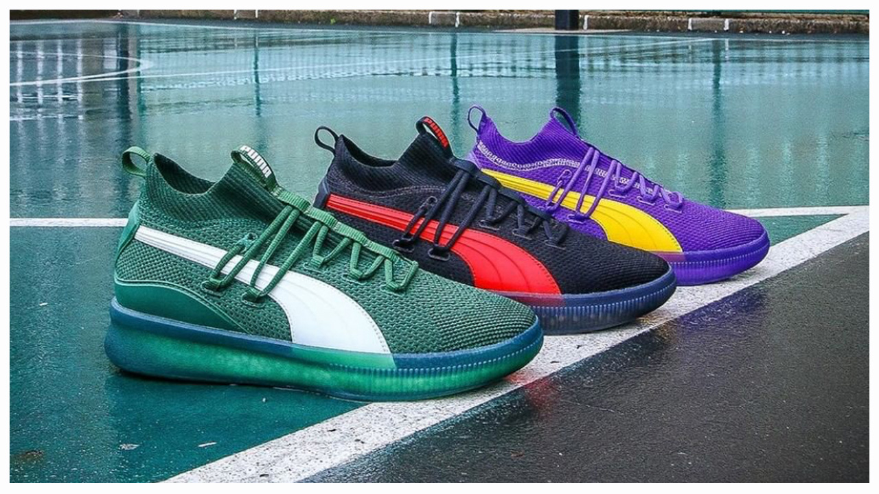 materiales superiores fábrica precio atractivo A First Look at the Puma Clyde Court 'City Pack' - WearTesters