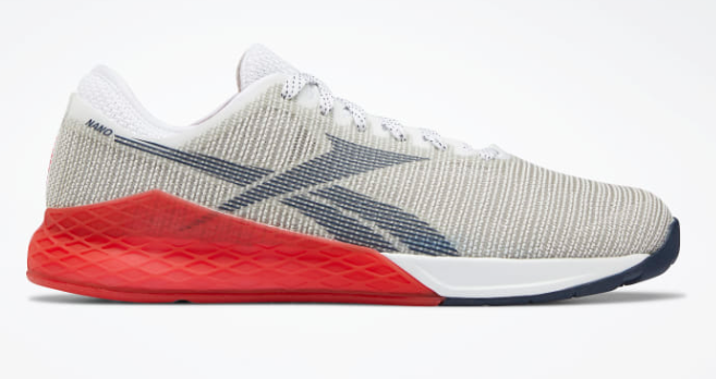 Reebok CrossFit Nano 9 White Red