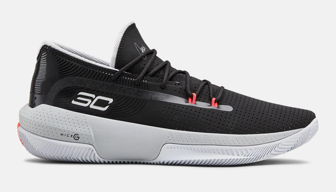 The Under Armour Curry 3Zero.3 is