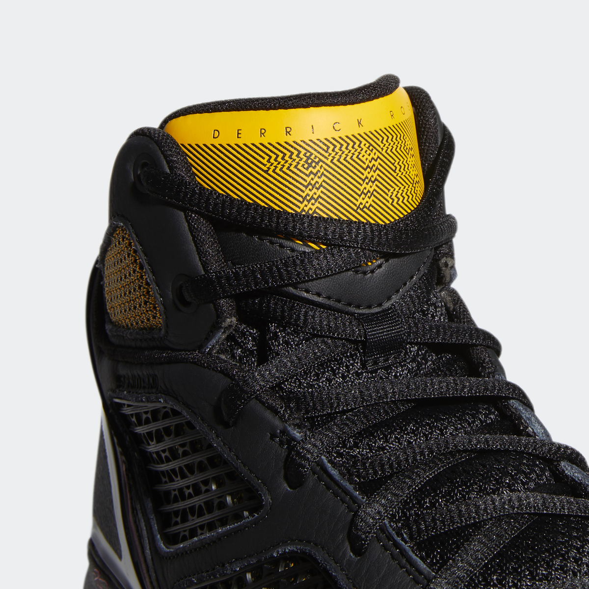 The adidas D Rose 1.5 Retro to Come in 'Black/Yellow' - WearTesters