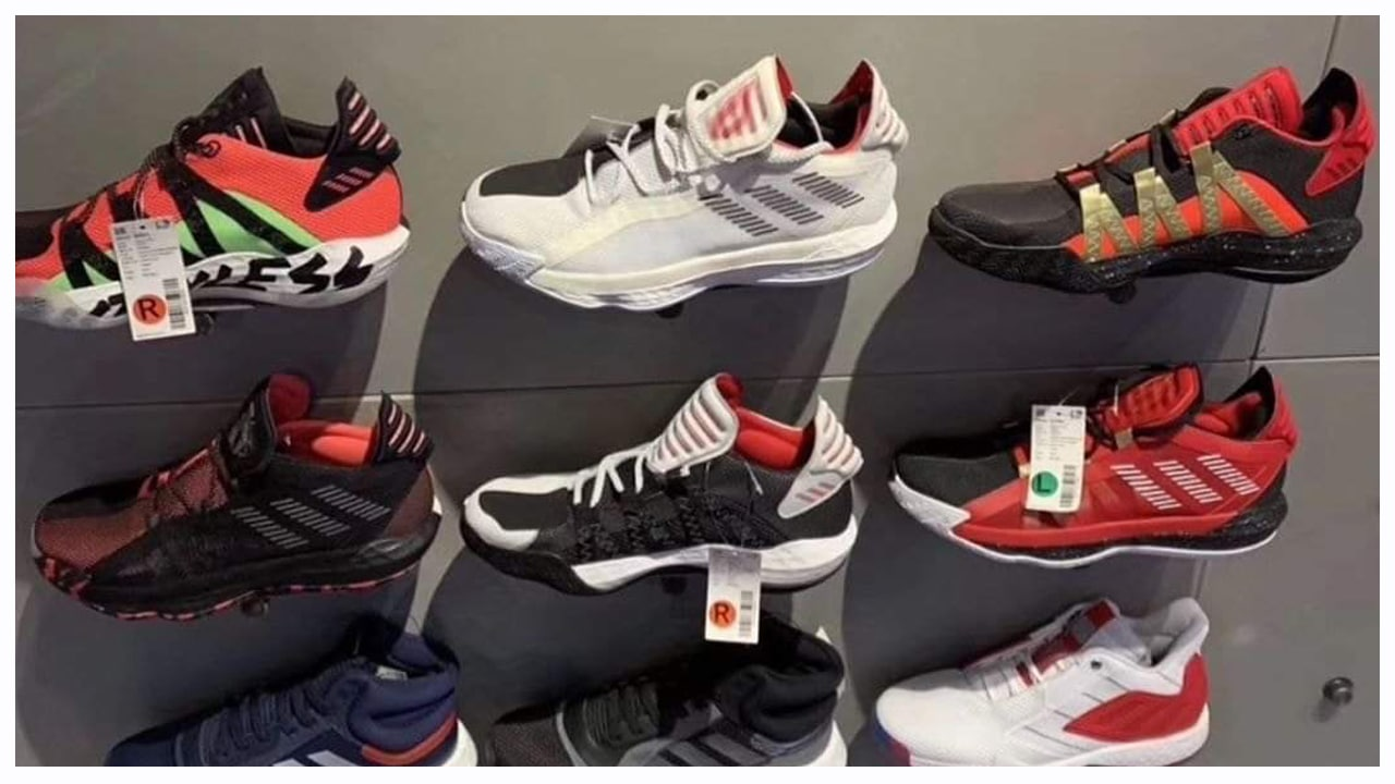 A Possible First Look at the adidas Dame 6 WearTesters