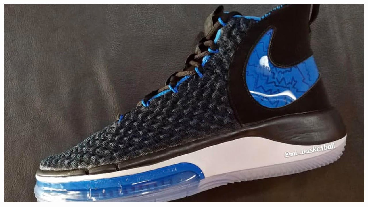 bajo costo que buen look estilo novedoso The Nike AlphaDunk has a Release Date - WearTesters