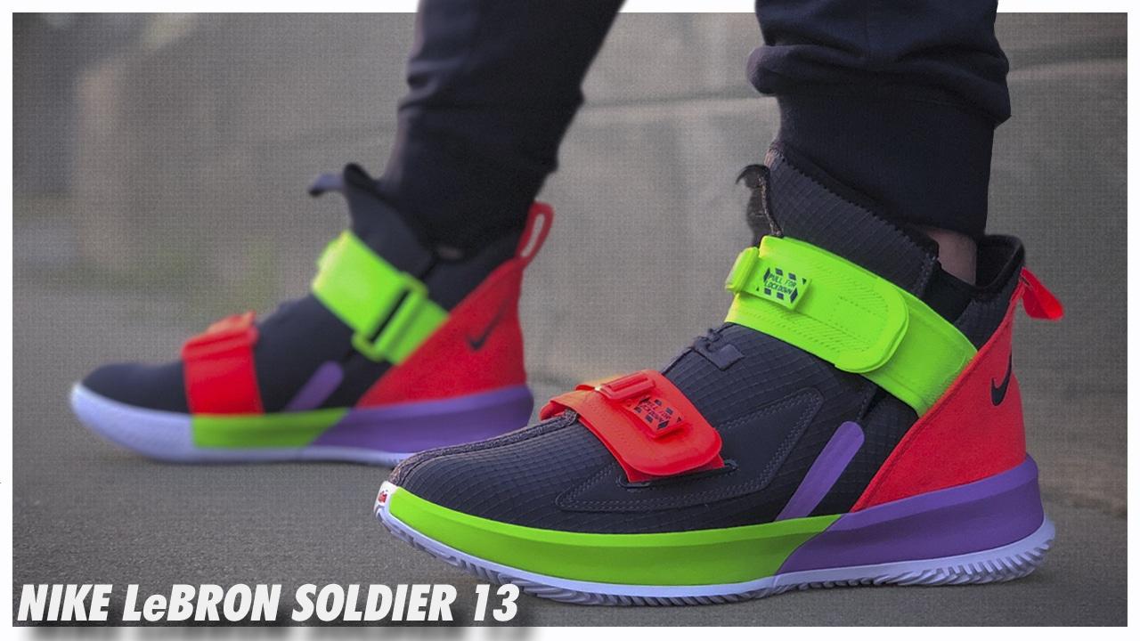 Nike LeBron Soldier 13 | Detailed Look