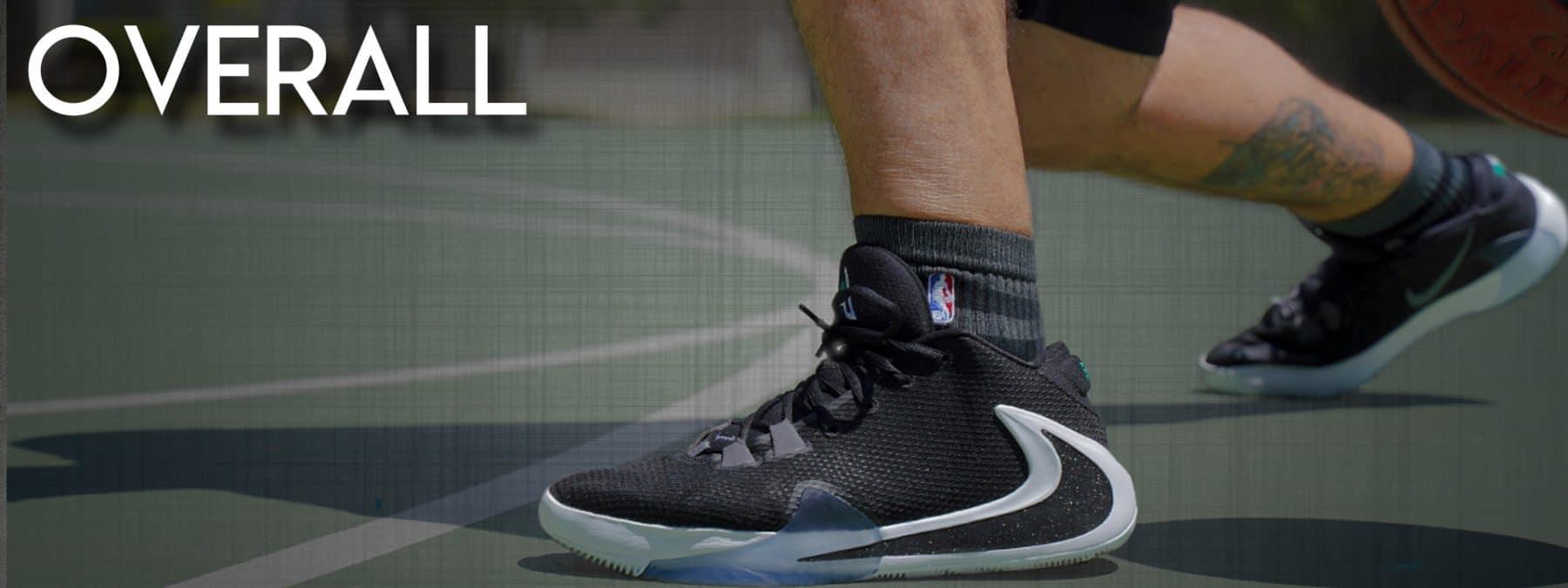 Nike Zoom Freak 1 Performance Review