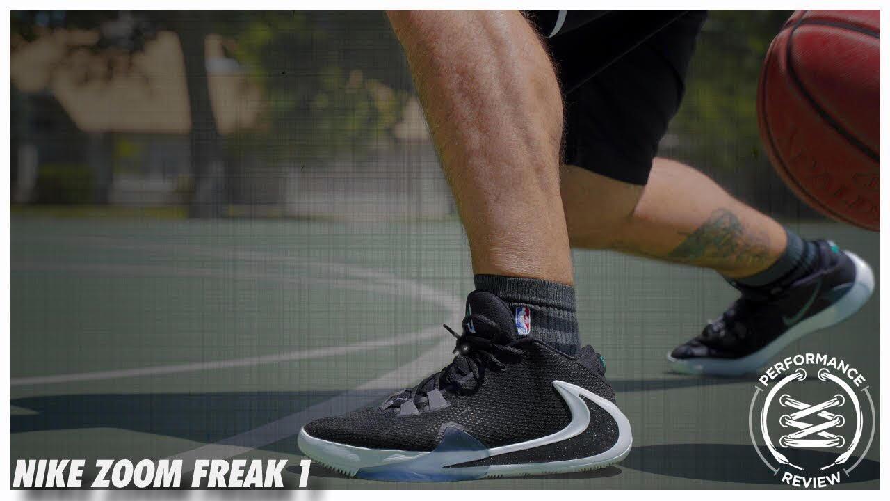 Nike Zoom Freak 1 Performance Review Weartesters