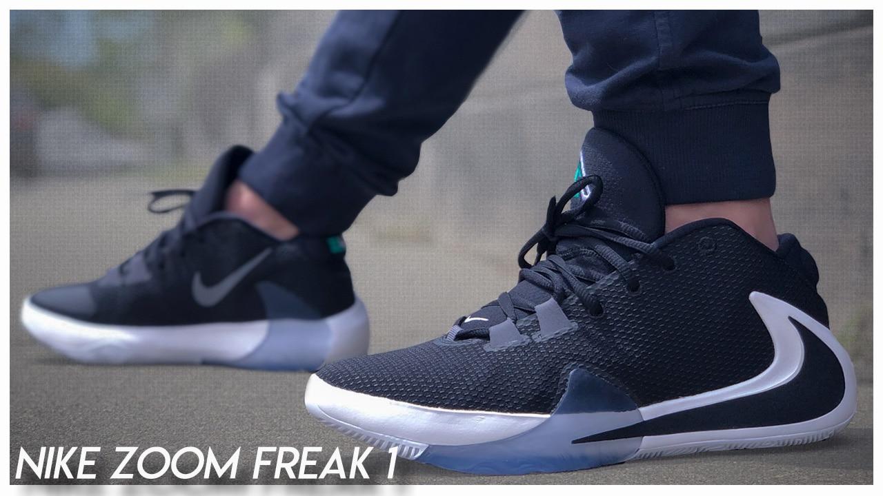 Nike Zoom Freak 1 | Detailed Look and