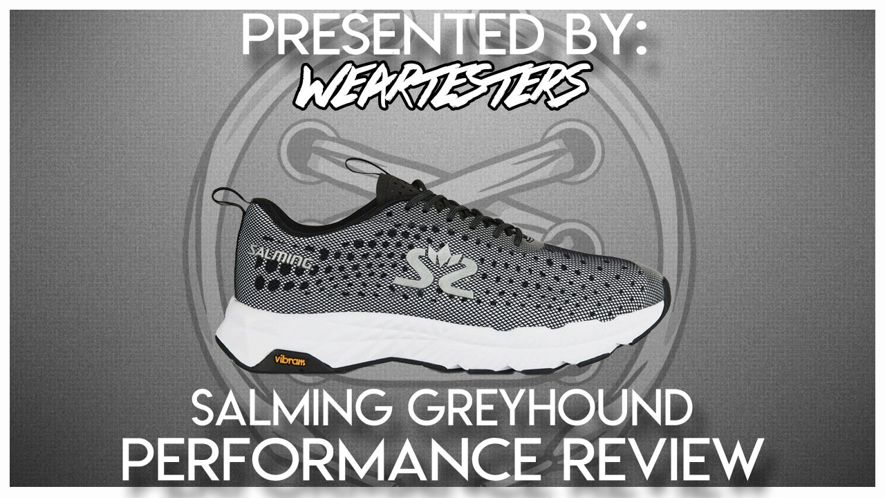 Salming Greyhound Performance Review
