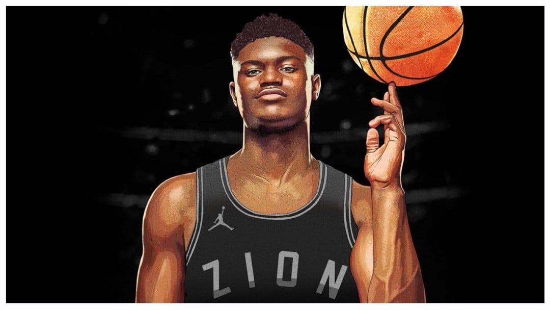 Zion Williamson Signs with Jordan Brand