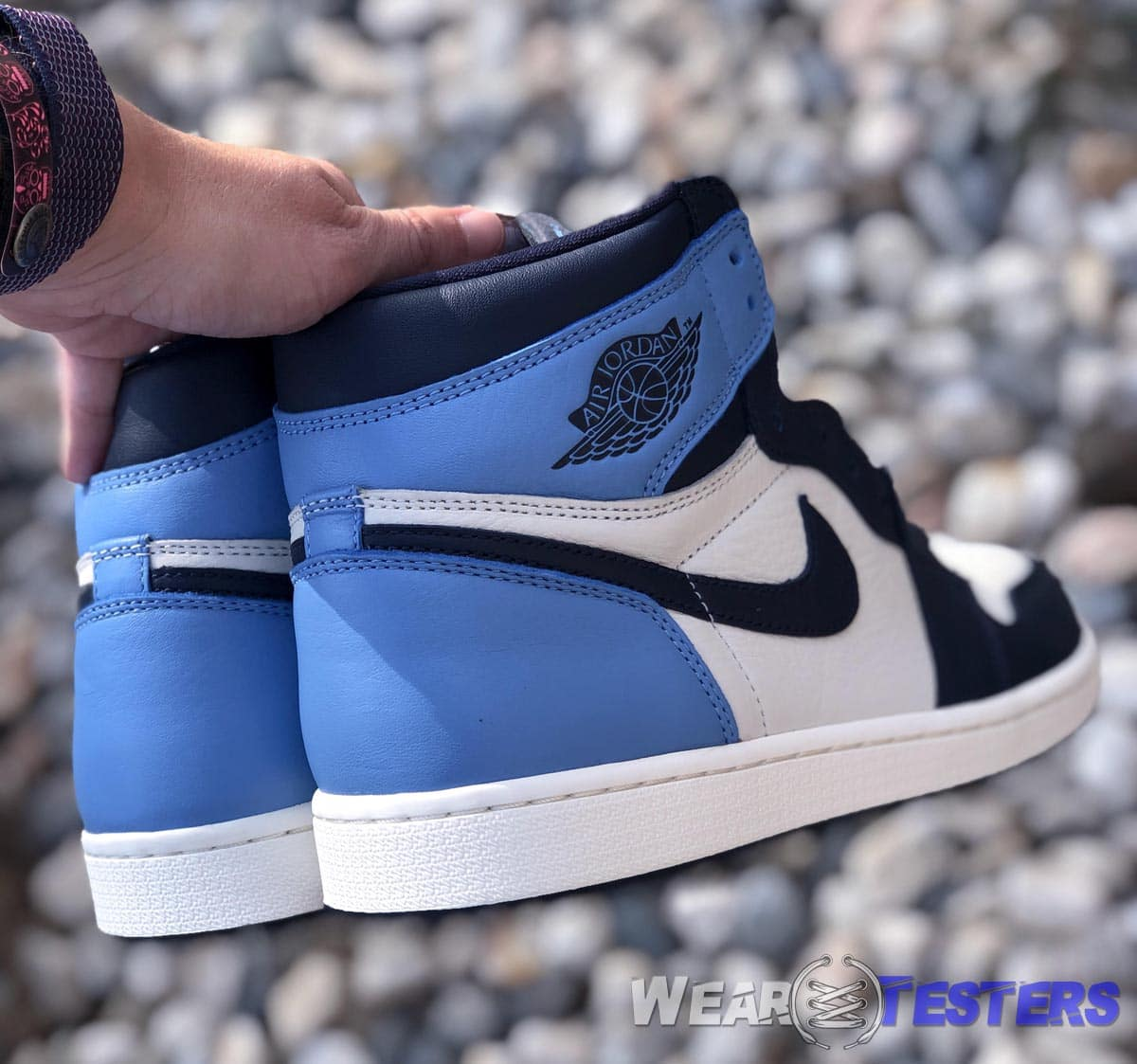 Air Jordan 1 Retro High Og Obsidian Detailed Look And Review