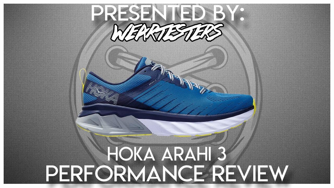Hoka Arahi 3 Featured Image