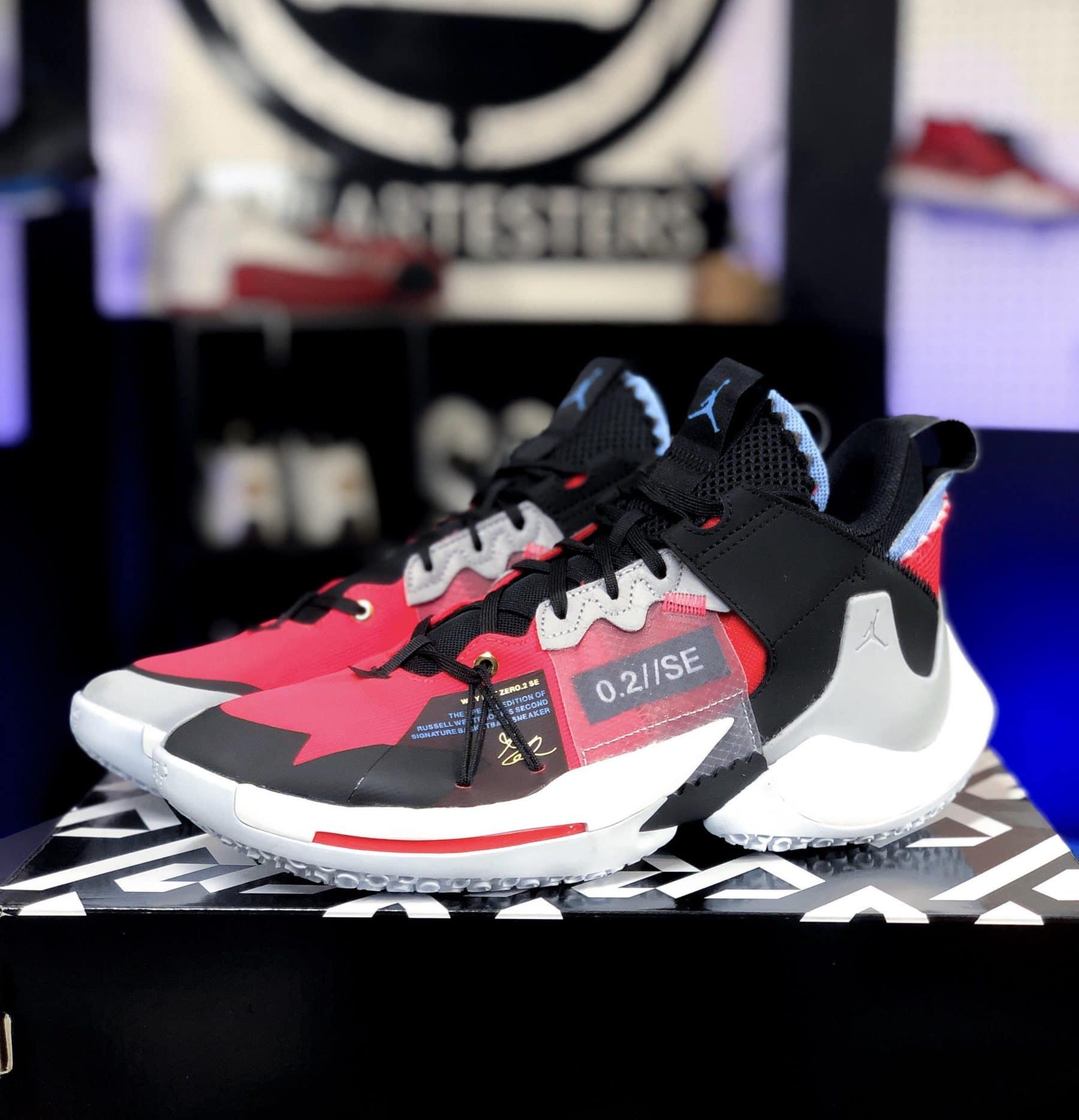 Donación America mensaje  Jordan Why Not Zero.2 SE | Detailed Look and Review - WearTesters