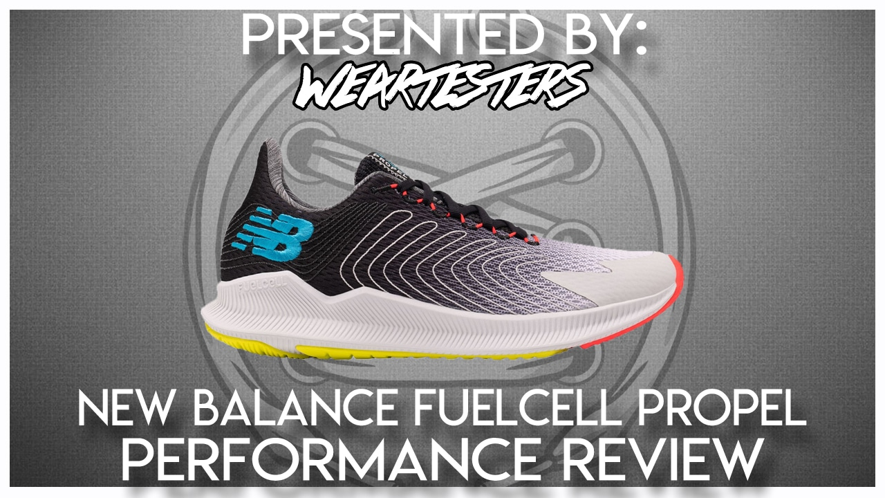 New Balance FuelCell Propel Performance Review
