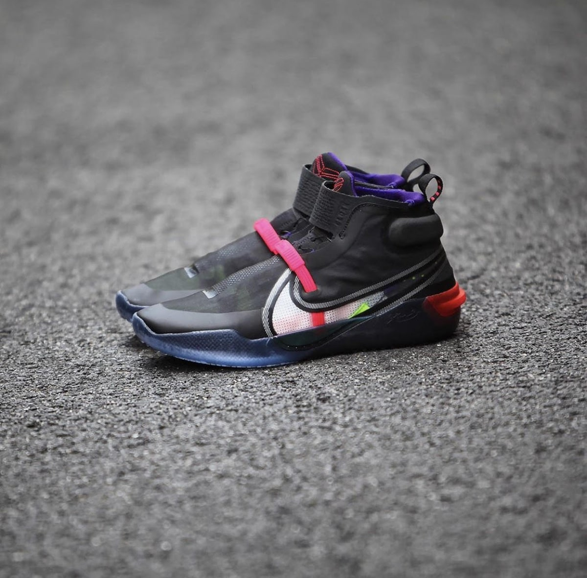 info for 28306 623b9 Up Close and Personal with the Nike Kobe AD NXT FF - WearTesters