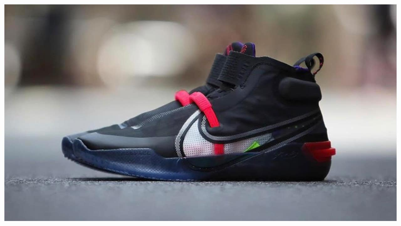 Up Close and Personal with the Nike Kobe AD NXT FF - WearTesters