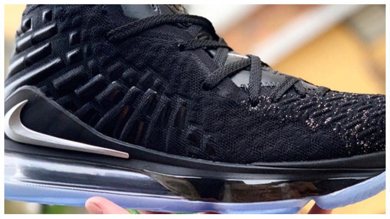 Our Best Look Yet at the Nike LeBron 17