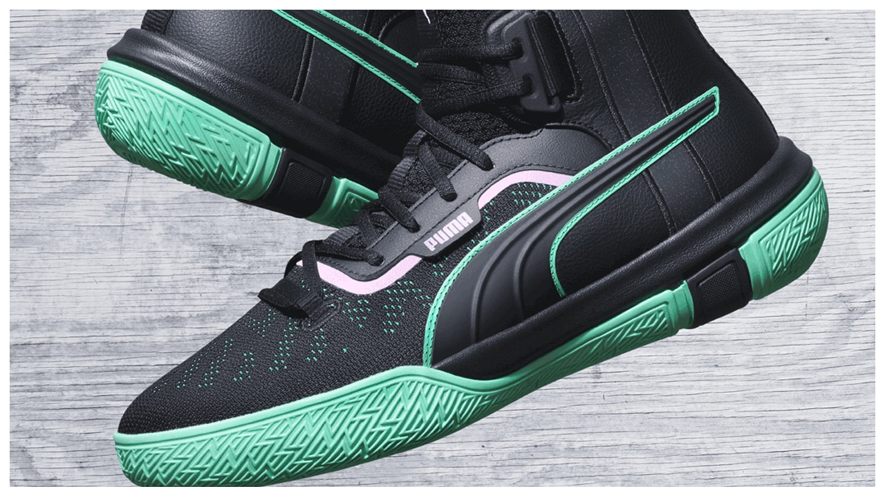 PUMA Hoops Officially Unveils the