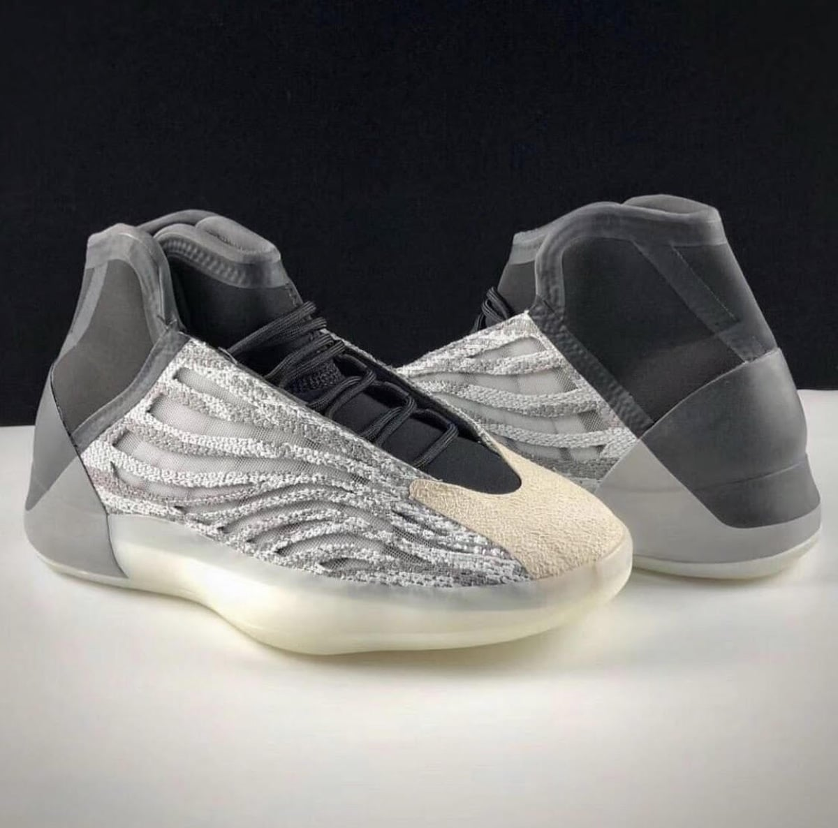 Our Best Look Yet at the adidas Yeezy Basketball Shoe