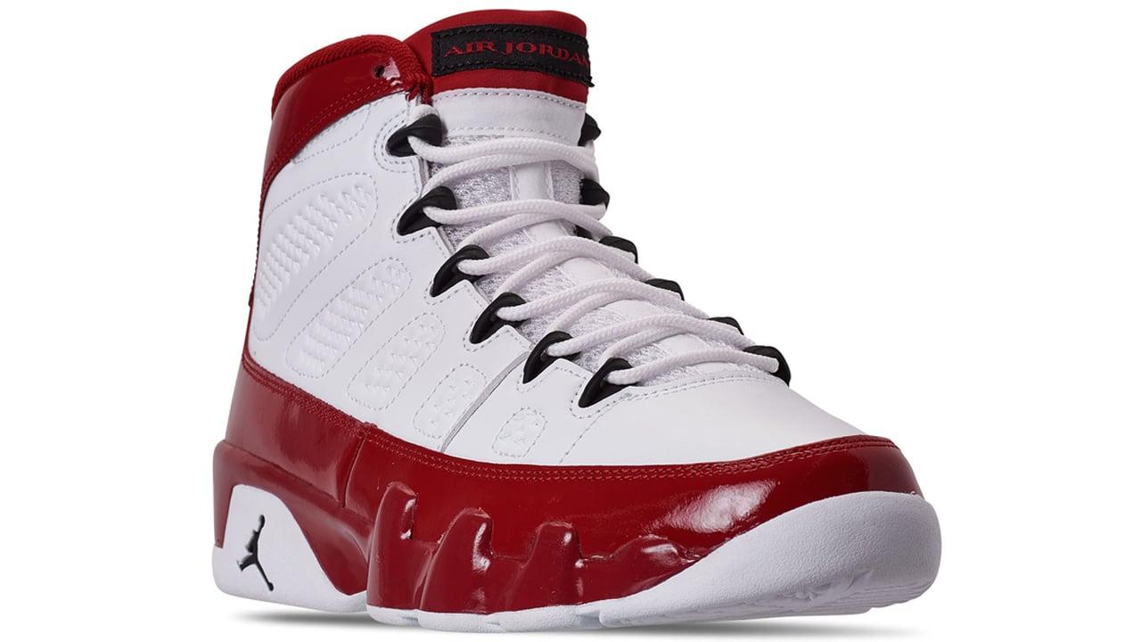 Air Jordan 9 'Gym Red