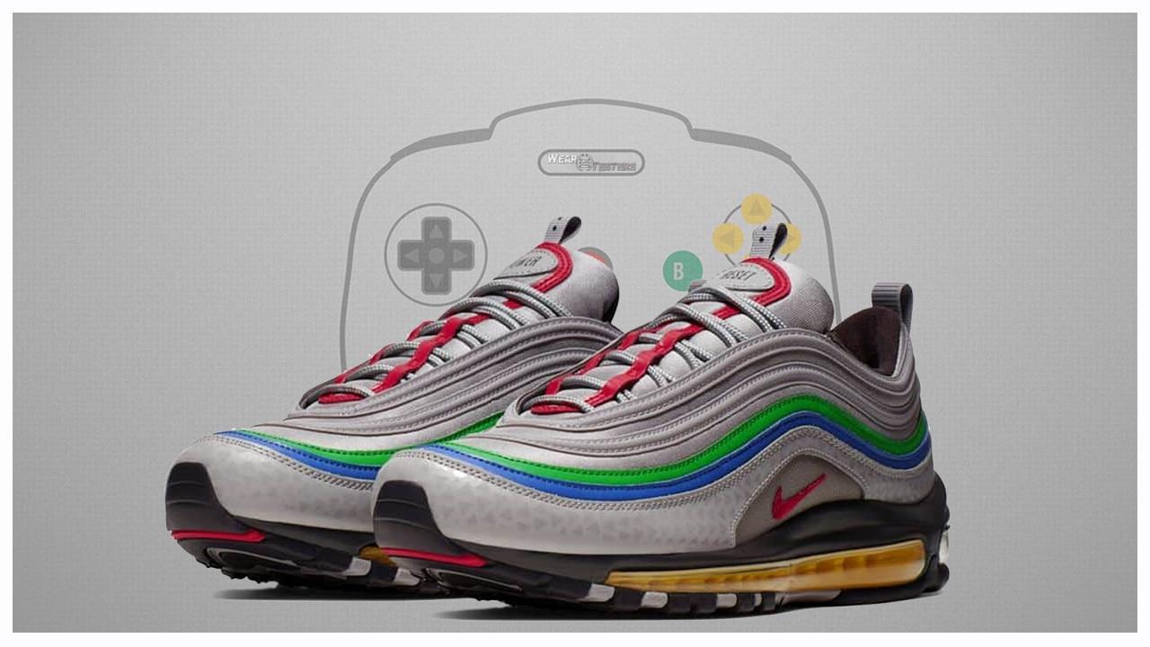 Metro evidencia cada  Nike-Air-Max-97-N64 - WearTesters