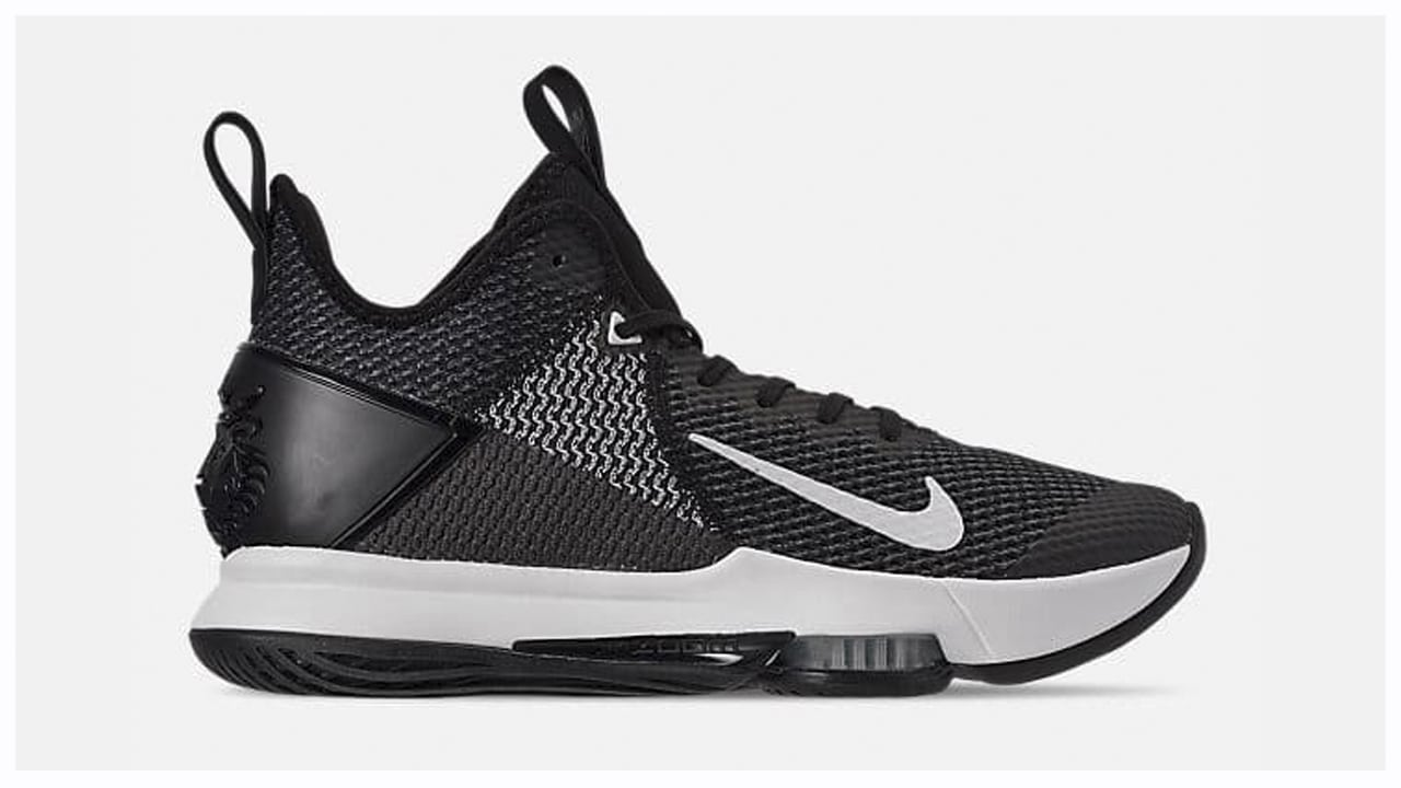 The Nike LeBron Witness 4 Is Now