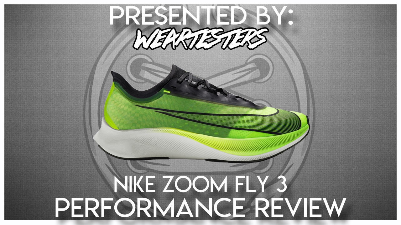 Nike Zoom Fly 3 Performance Review