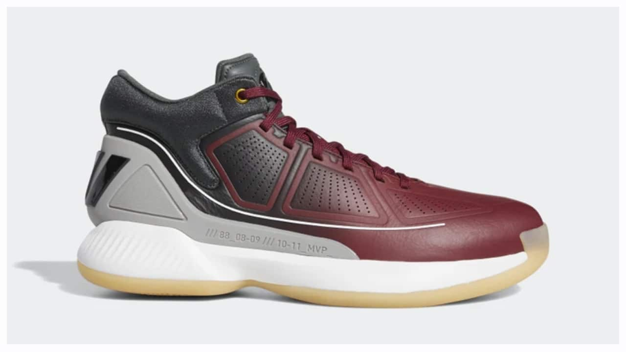 adidas derrick rose latest