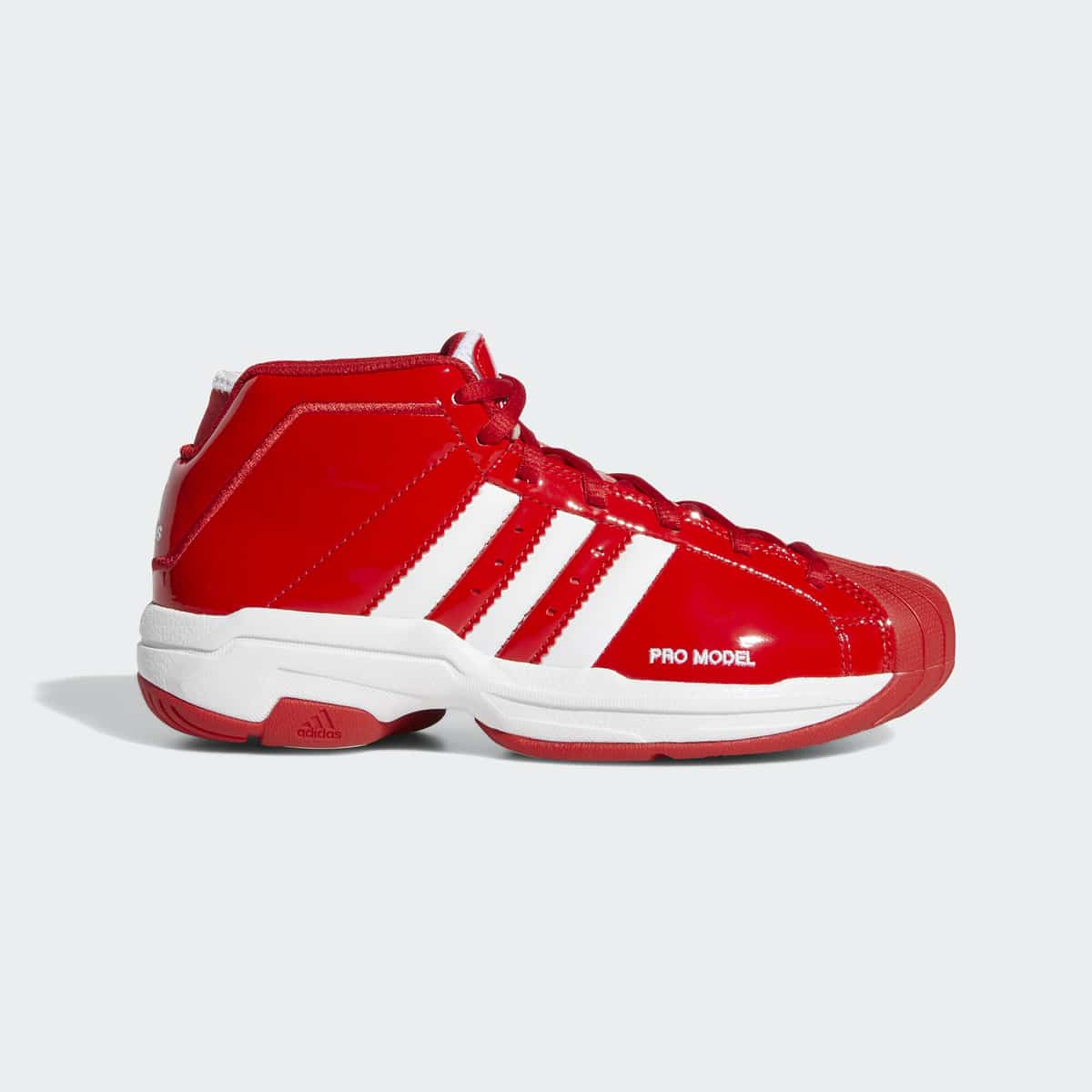 adidas pro model 2G Bounce Red