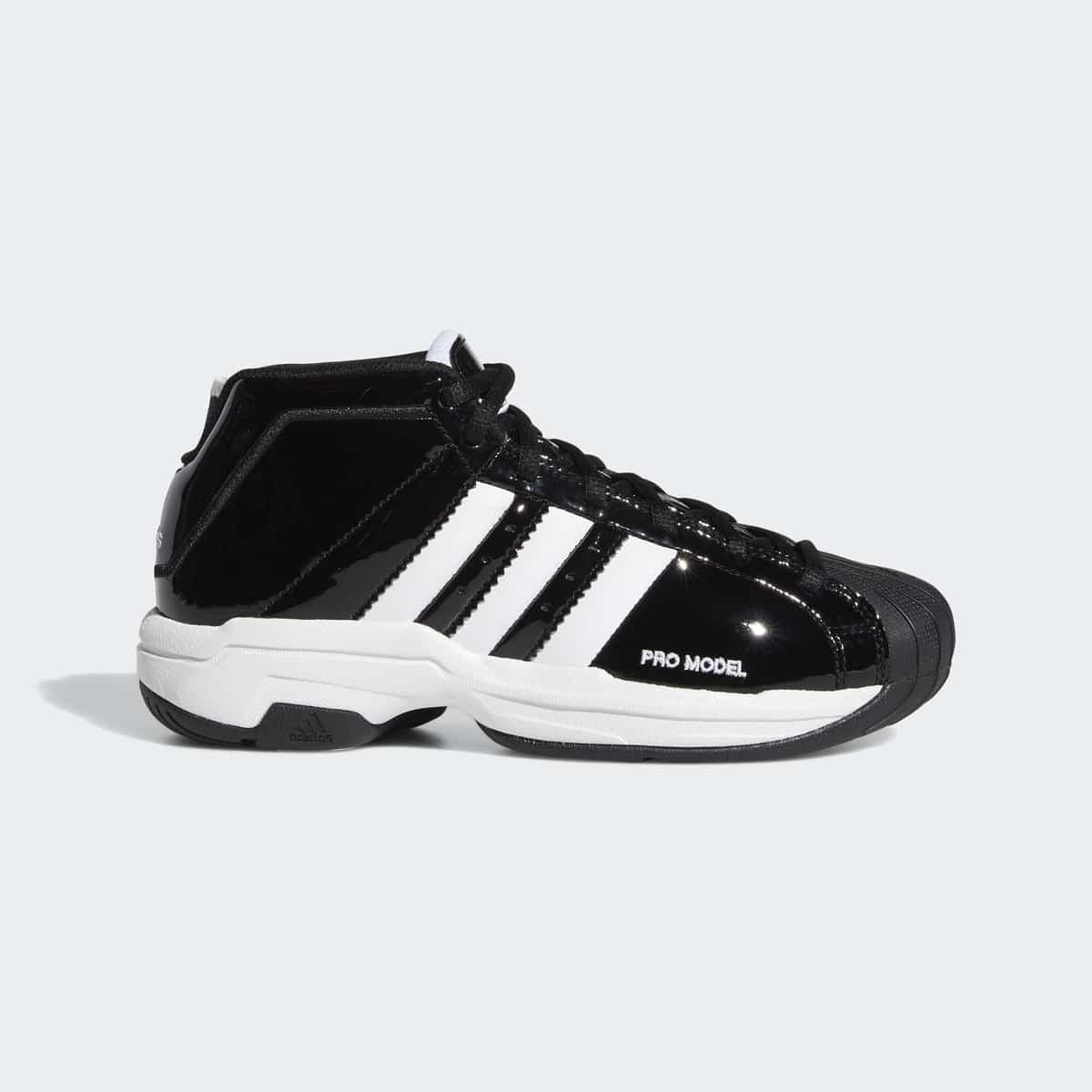 adidas pro model 2G Bounce Black